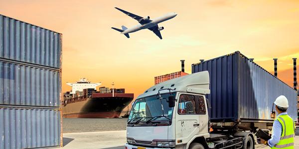 global shipment of medical material