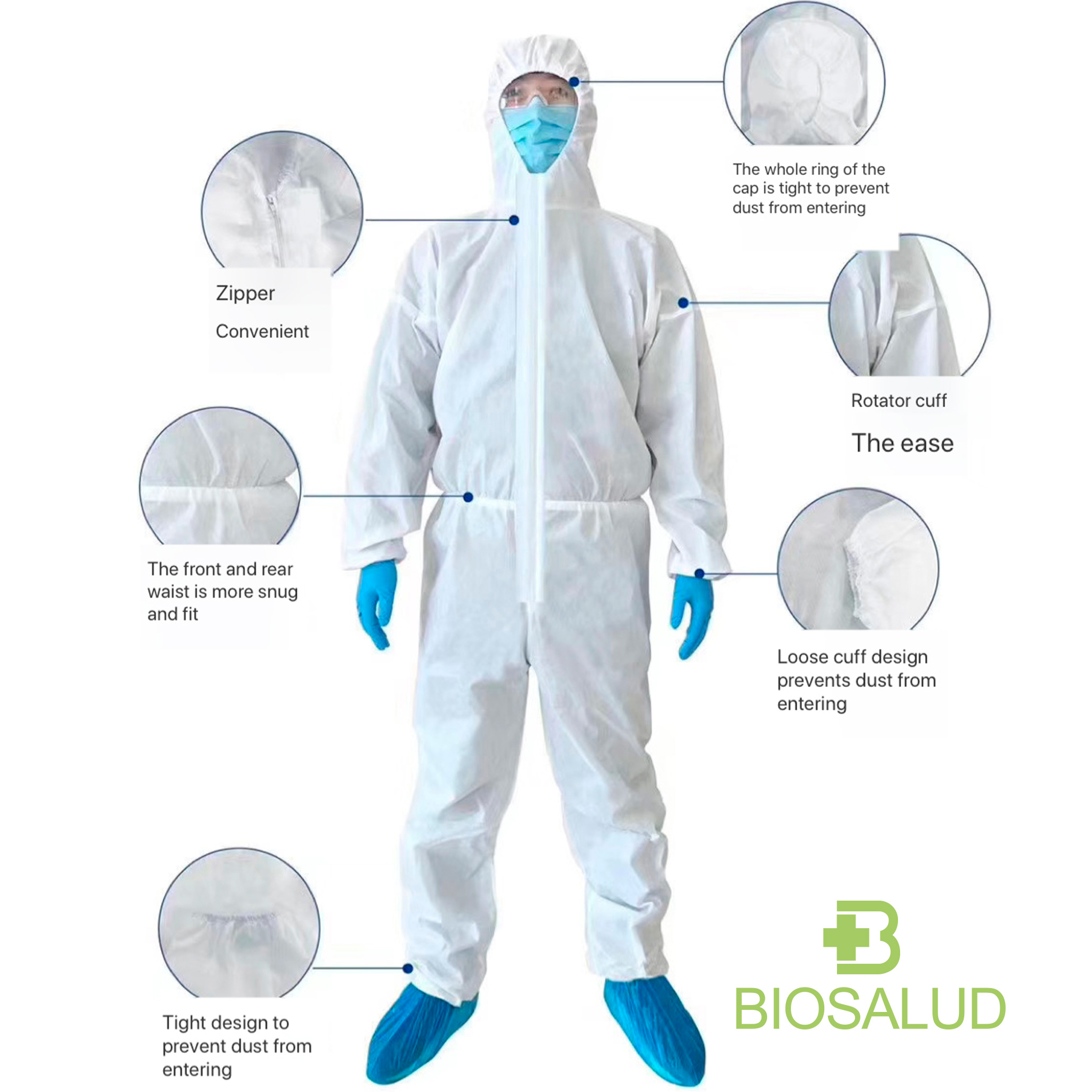 Medical Protective Gown Sterile