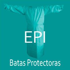 Batas protectoras EPI