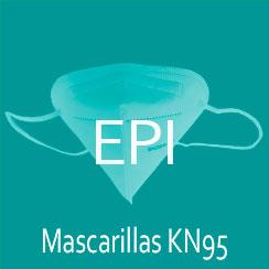 mascarillas epi kn95