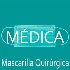 Mascarillas Quirúrgicas