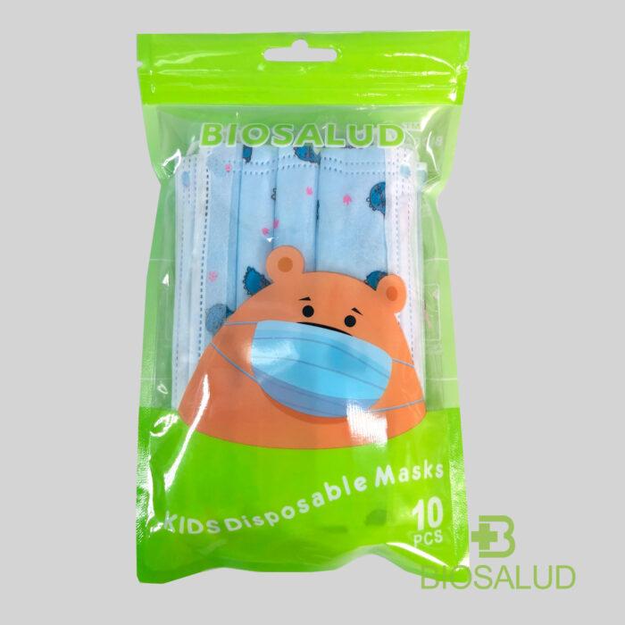 Kid's Disposable Masks BFE>95%