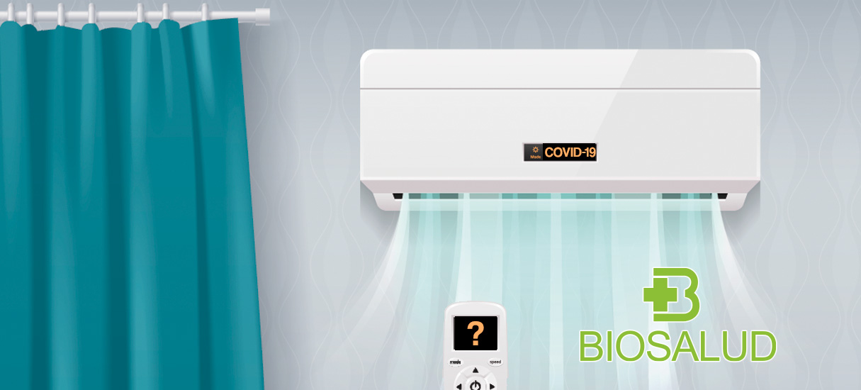 coronavirus and air conditioned