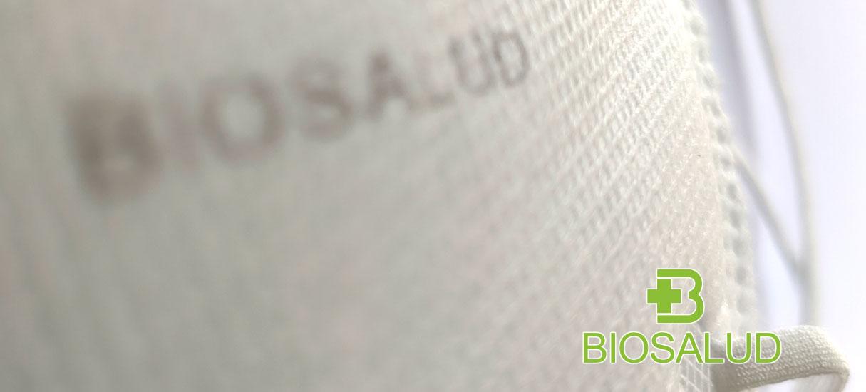 biosalud kn95 ffp2 masks