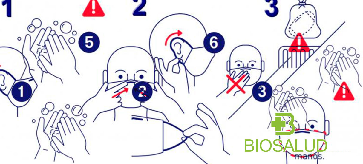 instructions for use of the mask