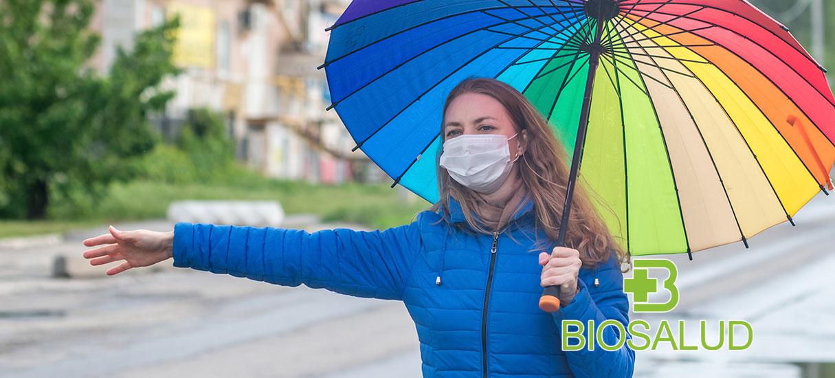 danger rain masks