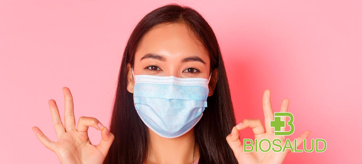 Biosalud surgical masks