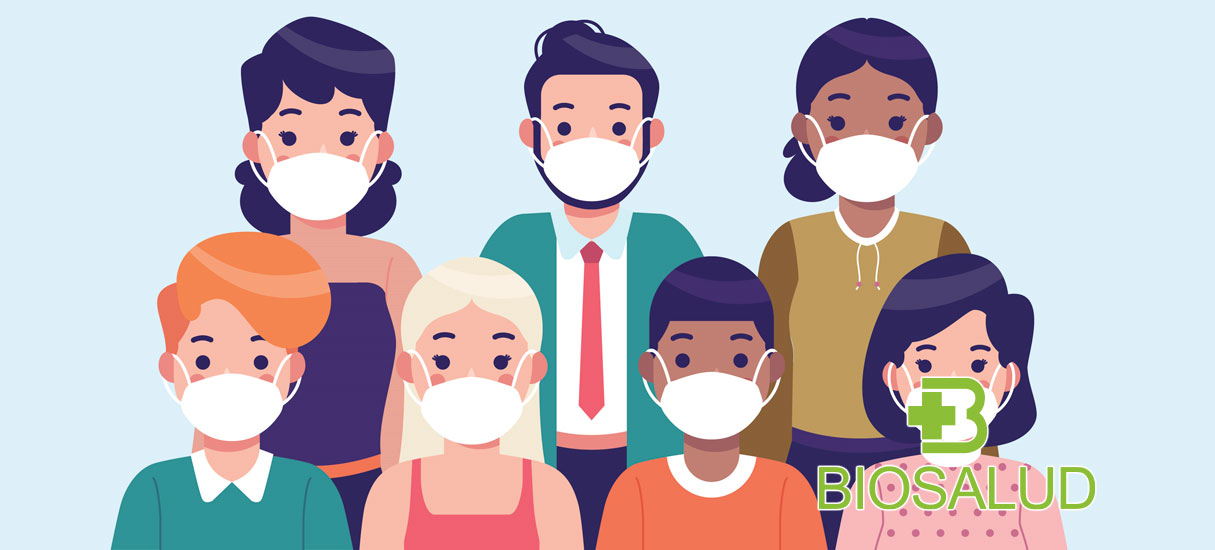 The reasons for continuing to use masks after vaccination