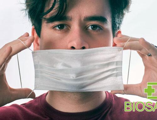 Causas y soluciones al mal olor de las mascarillas