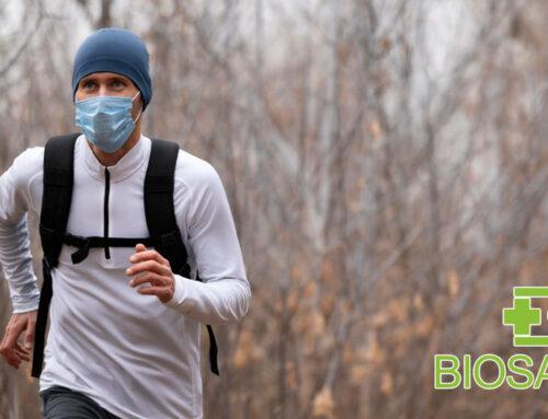 Nuevas recomendaciones de la OMS sobre el uso de mascarillas durante el ejercicio físico