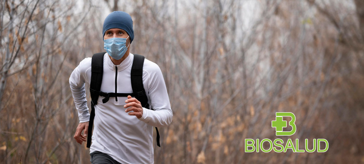 New WHO recommendations on the use of masks during physical exercise